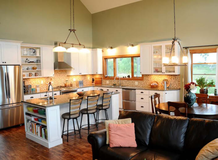 custom home builders madison wi