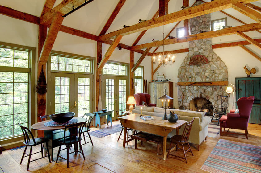 country home builder