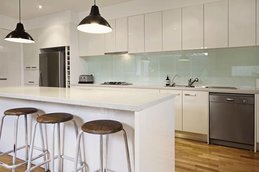 Modern Home Design Kitchen Madison WI