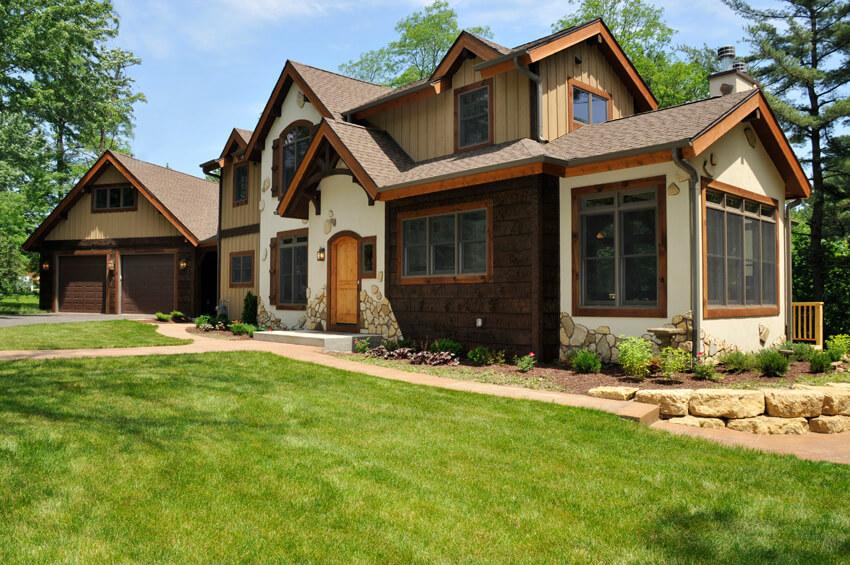 Natural Element Home Builders - Exterior 2