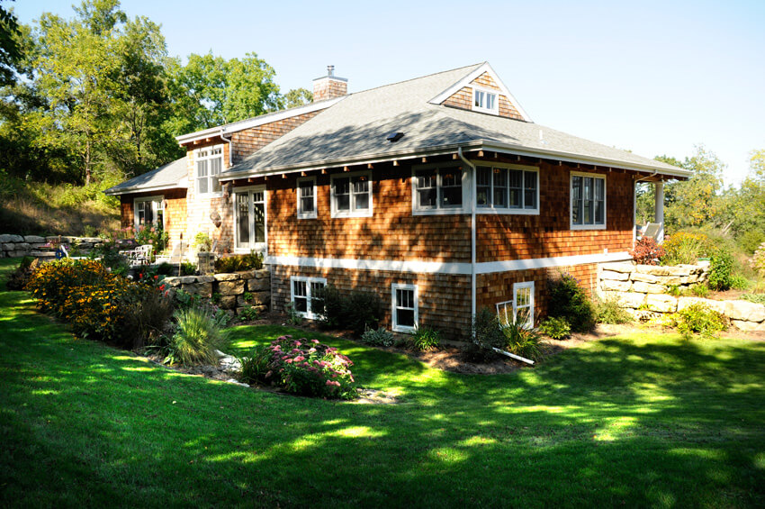Natural Element Home Builders - Exterior