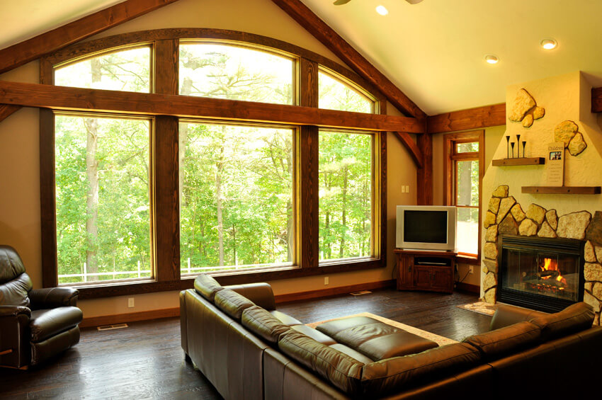 Natural Element Home Builders - Great Room