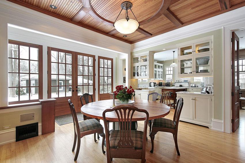 Prairie Style Interior