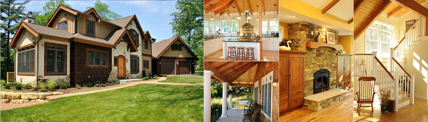Natural Collection from Brio Design Homes, Home Builders in Madison, WI