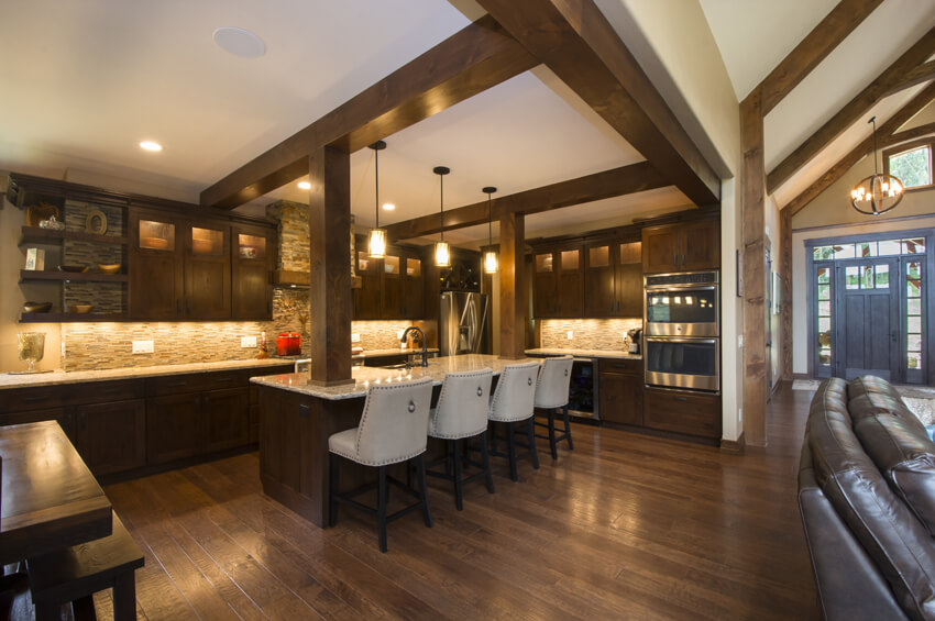 Timber Homes From Brio House Builder In Madison Wi