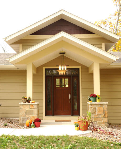 Wisconsin Home Builder: Traditional House Designs Wisconsin