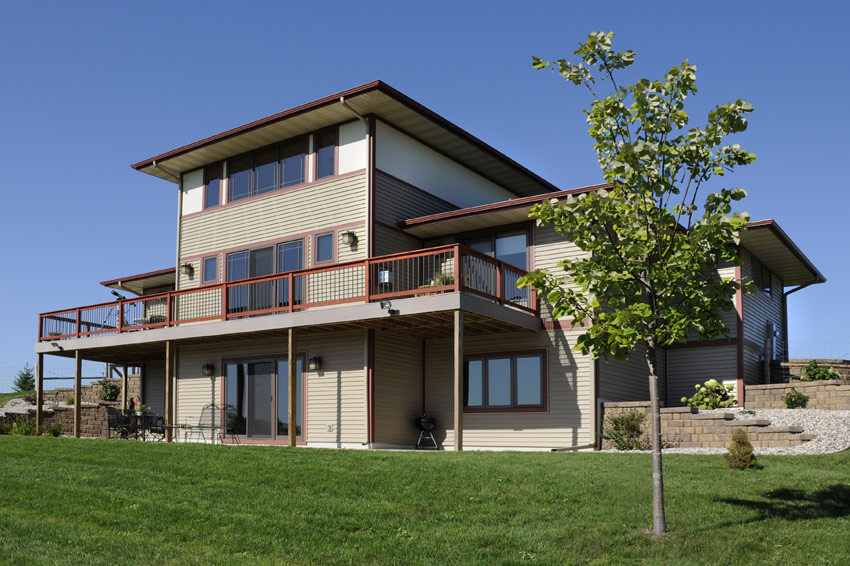 prairie style home builders in madison wisconsin modern prairie style home houzz