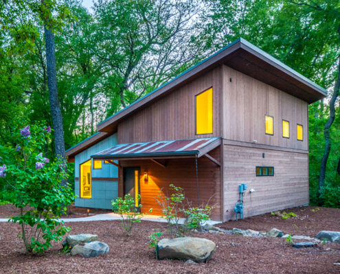 modern home builders