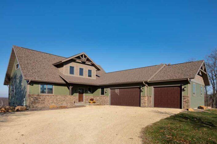 rural home builder