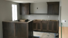 lower level bar cabinetry